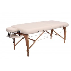 Table de Massage Zen pliante bois Extra Large et Angles arrondis