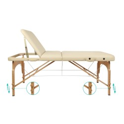 Table de Massage Lit Pliant...