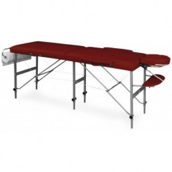 Table de massage 6 pieds Aluminium