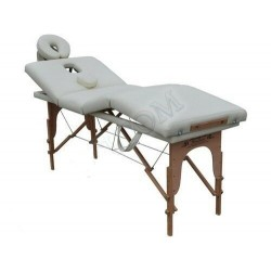 Table de massage 4 zones Portables Cosmetique lit esthetique pliante reiki + SAC